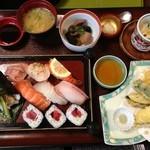 やまだ - 寿司定食