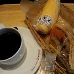 ベーカリー・カフェ・クラウン 立川店 - ピタサンド オムレット