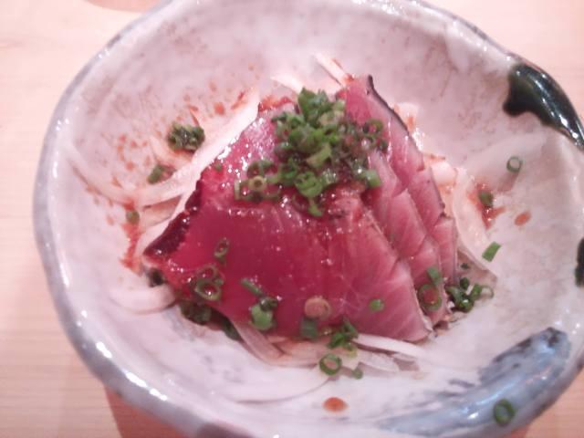 魚真 - 鰹のたたき