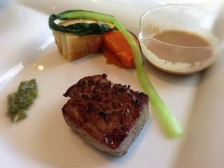 農園レストラン 三蔵 - 芦北牛ステーキ♪