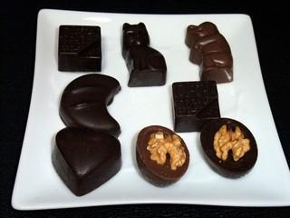 BEBEBE Chocolatier - 全部並べてみた…