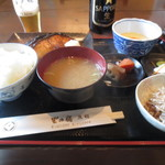 21850076 - 銀ダラの西京焼き定食