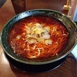 きねこ - 勝浦式タンタン麺。