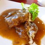 21850414 - 沖縄県産軟骨ソーキの赤ワイン味噌煮込み