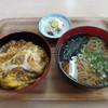 鶴亀 - 料理写真:「カレー丼セット」650円
