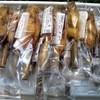うえだや - 料理写真:太刀魚巻き、100円
