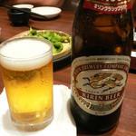はなの舞 - 瓶ビール(クラッシックラガー)