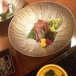 四季旬菜まんま - さんまの刺身
