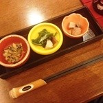 四季旬菜まんま - おとおし