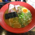 21858641 - 真空味噌カレー麺