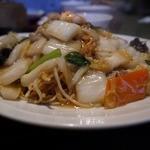 中国料理 兆楽 - 焼きそばアップ~