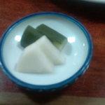 三好弥 - 香の物