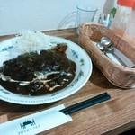洋食工房 くつろぎ - カレー700円☆