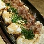 石慶 - 豆腐ステーキ