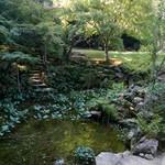 長府毛利邸 - 庭園