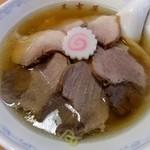 三吉屋 駅南けやき通り店 - チャーシュー麺(700円)