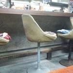 貴楽 - 内観写真:古びた店内ですが、味はよかったです。