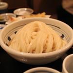 讃岐うどん 蔵之介 - ざるうどん 海苔なし (2013/10)