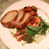 kazamidori - 料理写真:オードブルの盛り合わせ ガーリックメルバ添え