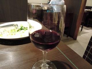 どん - 赤ワイン