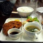 tomomaru - チキンカツ定食