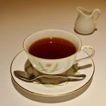 ベヴィトリーチェ - 実は、紅茶にもちょっとだけこだわっています。