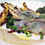 ベヴィトリーチェ - 春野菜の網焼き、バーニャカウダソース