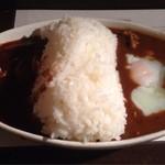 Grello - カレー&ハヤシライス。(600円)