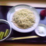 21879693 - 鴨南蕎麦 1200円 ピンボケでスイマセン‼