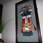 御膳房 - 個室内の装飾(民族服)