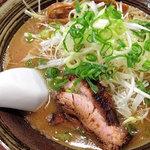 麺創房 越山 - ねぎ麺・ライト