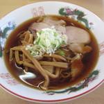 中華そば 倉内 - 料理写真:細麺小 450円