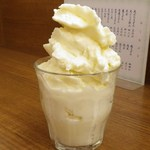 桃太郎本店 - ミルクセーキ[\350]
