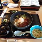大芦高原温泉 雲海 - 鹿丼と松花堂弁当の外観