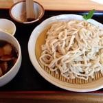 21884835 - ぶた汁・醤油・中(780円)