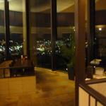 レストラン ロータス - 色々な角度から長崎の夜景が楽しめます