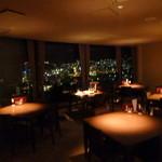レストラン ロータス - これぞ1000万ドルの夜景