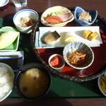 レストラン ロータス - モーニング(和食)