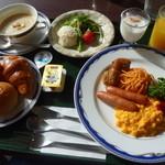 レストラン ロータス - モーニング(洋食)