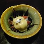 雅灯 - 蛍烏賊の酢味噌和え