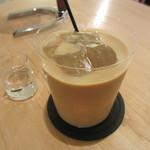 喫茶ハレの日 - アイスカフェオレ