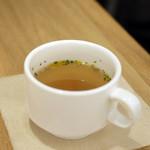 タルタート - コンソメスープ