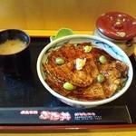 21888064 - 半ばら豚丼(100g)