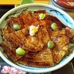 21888070 - 半ばら豚丼(100g)アップ