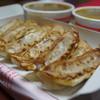 みよしの - 料理写真:餃子、カレー各2人前
