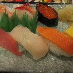 2189934 - 「さざんか」の寿司