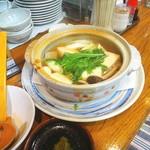 居酒屋 まつり - ねぎま豆腐