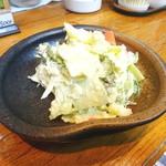居酒屋 まつり - 自家製ポテトサラダ