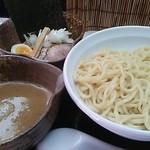 京八流 淳 - つけ麺W 750円