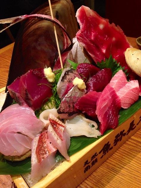 魚弥長久  - 魚弥盛り(7点盛り)